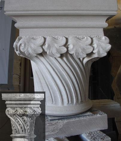 Custom Elements Kopelov Cut Stone
